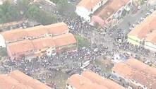 Festas clandestinas têm brigas, armas e aglomeração em SP