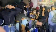 Polícia fecha festa clandestina com 152 pessoas na zona leste da capital