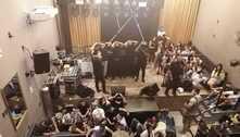 Polícia Civil de SP dispersa festa clandestina com 170 pessoas