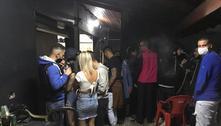 Festa clandestina com 150 pessoas é interrompida na zona leste de SP