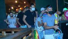 Polícia acaba com festa de quase 500 pessoas em Taboão da Serra
