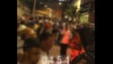 Moradores se aglomeram em baile funk deréveillon na Grande BH