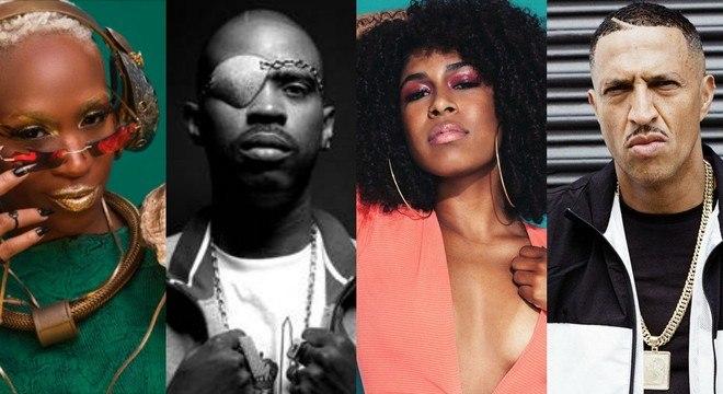 Festival Batuque conta com grandes nomes do hip-hop