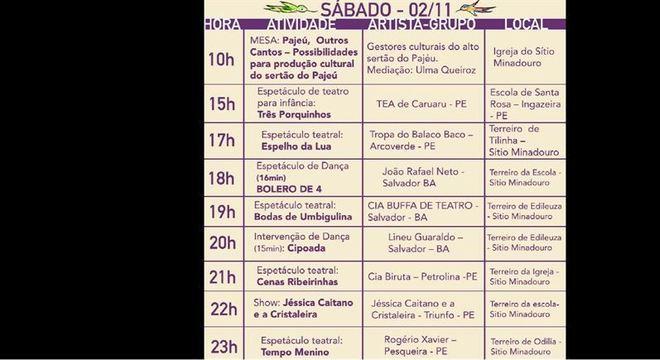 Festival Chama Violeta