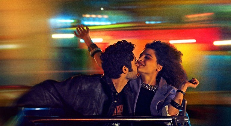 Mostra começou etapa virtual com vários títulos que exploram a temática romântica