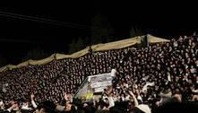 Maioria dos feridos em festival de Israel já recebeu alta