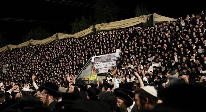 Tragédia em festival deixou 45 mortos em Israel