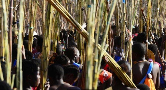 Festivais anuais, como o Umhlanga, celebram a cultura local