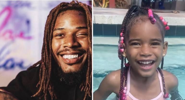 Filha do rapper norte-americano Fetty Wap morre aos 4 anos