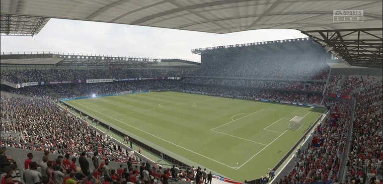 FeWC Stadium - Genérico