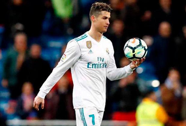 Fez história depois com a camisa do Real Madrid, ganhando todos os títulos possíveis.