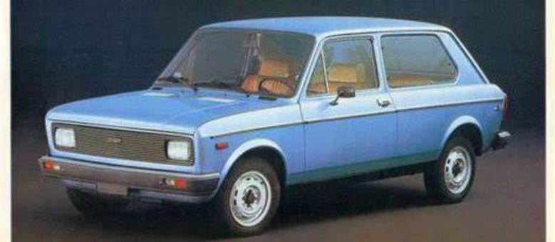 Fiat 128 Panorama foi a pioneira entre as peruas compactas da marca italiana