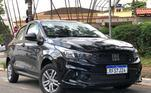 Fiat ArgoCom 65.937 unidades vendidas em 2020, o hatch pequeno figurana sétima posição do ranking da Fenabrave