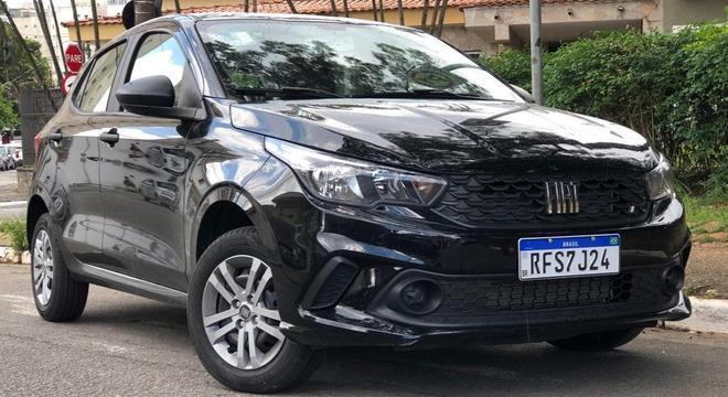 O Fiat Argo vem subindo no número de vendas em 2020: no acumulado de janeiro até dezembro o hatch da emplacou 59.435 unidades