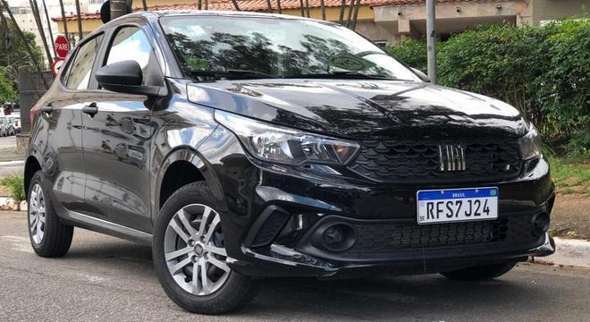 Com a chegada da nova motorização turbinada da FCA, é esperado que o Fiat Argo ganhe motor 1.0 turbo de até 125cv e câmbio automático CVT