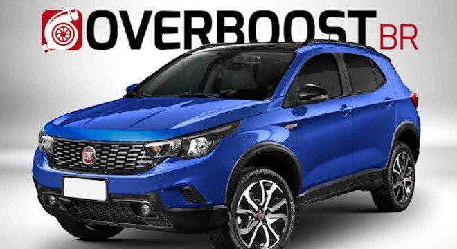 SUV compacto baseado na plataforma do Argo chega dentro de um ano, dizem fontes da FCA