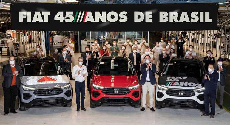 Modelo será produzido na unidade fabril de Betim, em Minas Gerais