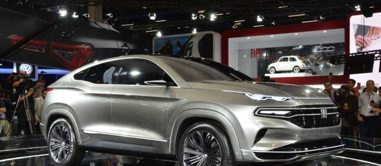 Conceito Fiat Coupé deve originar um novo SUV arrojado com motor 1.8 turbo de 180cv