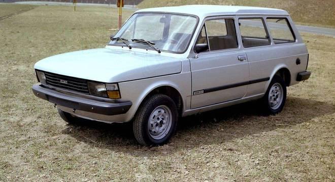 Panorama, a perua versátil da linha Fiat 147 se destacava pelo bom espaço interno