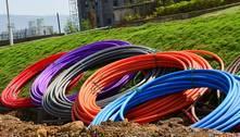 Nova meta do governo prevê fibra ótica em 99% das cidades