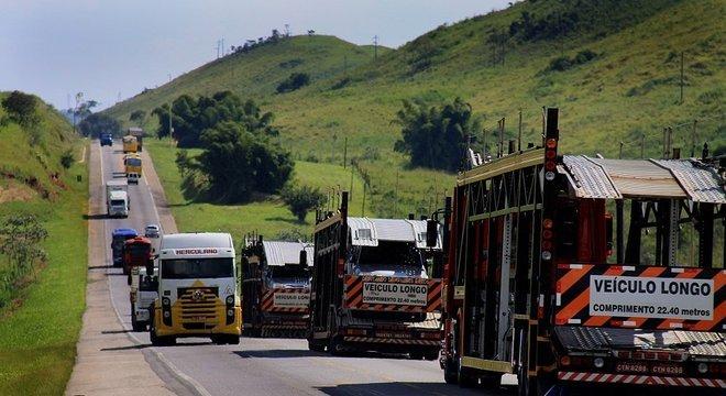 Transportadoras ignoram preço mínimo, mesmo sob risco de punição