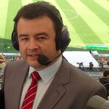 Fifa 04 a 06: Rogério Vaughan, dos canais EPSN desde 1999.