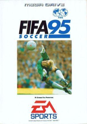 FIFA 95 - Na capa global do game, os jogadores viam o goleiro norueguês Erik Thorstvedt.