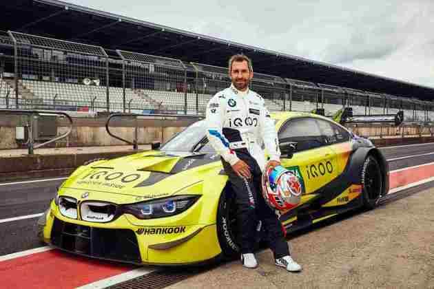 Figura importante na F1 em 2008, Timo Glock está no DTM desde 2013.