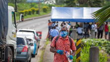 Fiji teme 'tsunami' de casos após detecção da variante indiana
