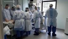 Mais de 4 mil pacientes com covid-19 esperam por leito no Brasil