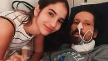Filha de Asa Branca lamenta morte do pai: 'Queria ter tido mais tempo'