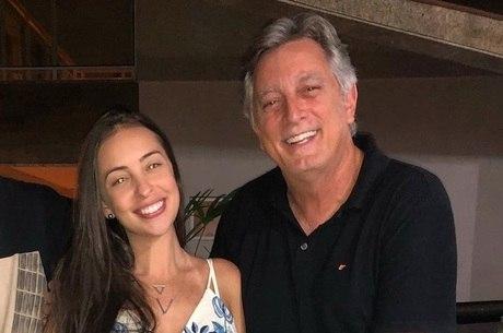Mariana prestou homenagem para o pai nas redes sociais