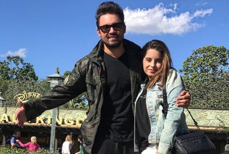 Fernando Zor e Kamily Zor