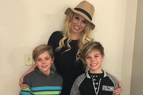 Britney Spears adotou isolamento para ver filhos