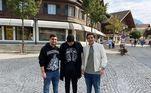 O jovem vem chamando a atenção e recebendo elogios por conta da mudança físicaVeja também:Mulher de Faustão fica em hotel com diárias de R$ 12 mil na Turquia