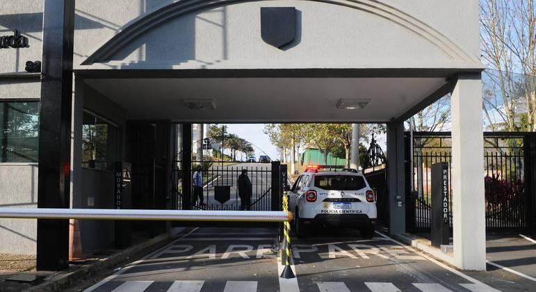 Filho mata pai em condomínio na cidade de Valinhos (SP)