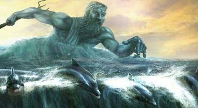 Filhos de Poseidon - história dos principais sucessores do deus grego