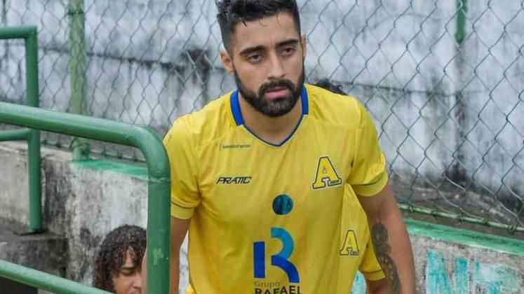 Filipe André - 3 gols - Desportivo Aliança - Campeonato Alagoano