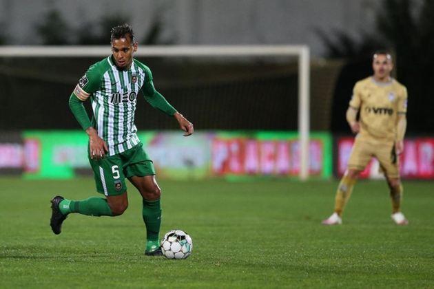 Filipe Augusto - Rio Ave (Portugal) - Volante - 27 anos - Contrato até:  30/06/2021
