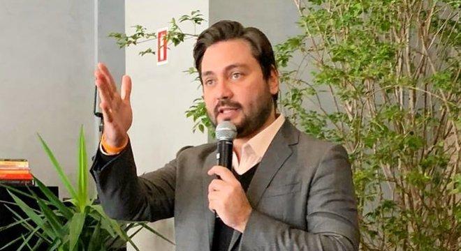 Filipe Sabará concorrerá à prefeitura de São Paulo pelo Novo