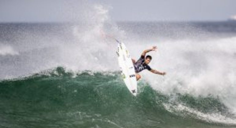 Filipe Toledo NewCastle