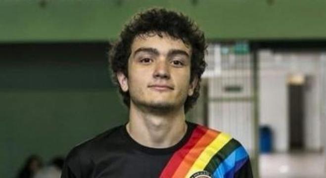 Filipe Varea Leme morreu aos 21 anos  em acidente de trabalho na Poli