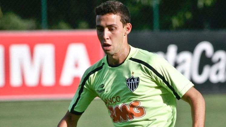 Fillipe Soutto (Atlético-MG) - O meia despontou na base do Atlético-MG e logo subiu ao time principal.  Ficou até 2014 e depois rodou pelo Brasil. Hoje, disputa o Paulistão pelo Ituano.
