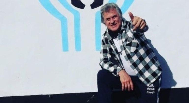 Fillol, ex-goleiro da Argentina e do Flamengo, é internado com covid