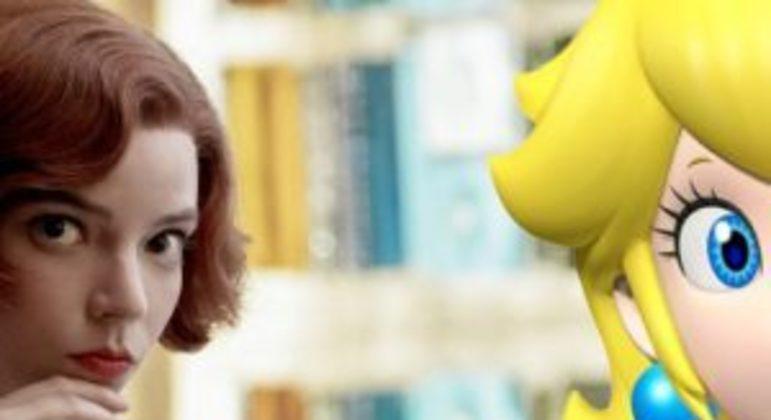 Filme de Super Mario tem elenco escalado e data de estreia