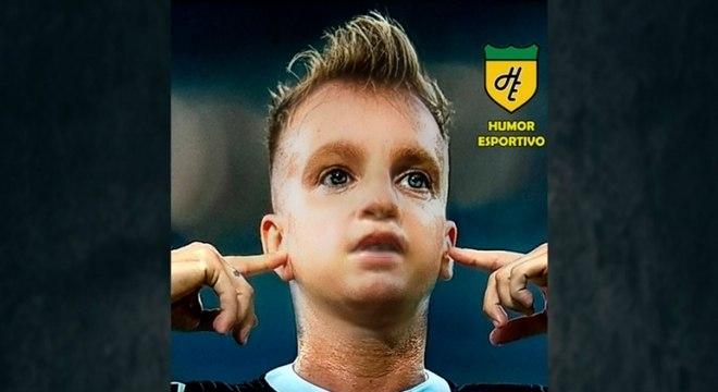 Filtro de bebê do Snapchat - Máxi López