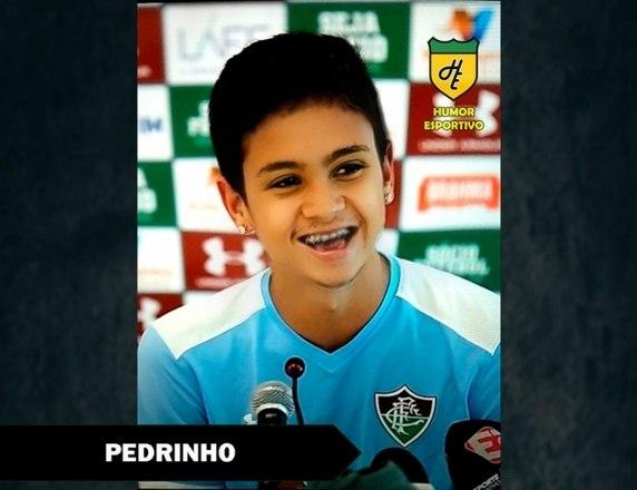 Filtro de bebê do Snapchat - Pedro