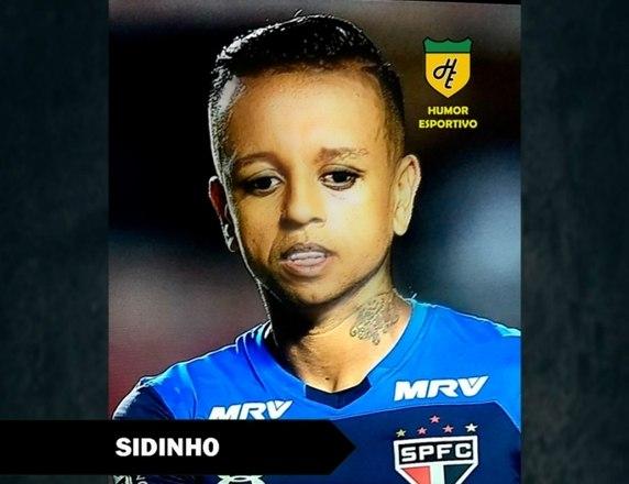 Filtro de bebê do Snapchat - Sidão