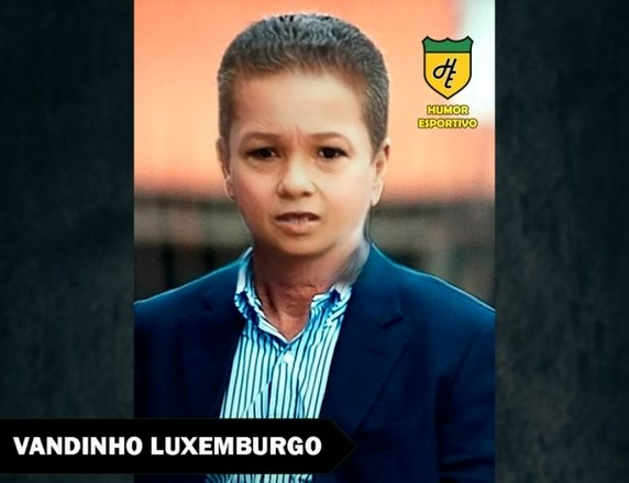 Filtro de bebê do Snapchat - Vanderlei Luxemburgo