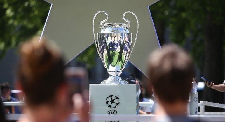 Times fazem final britânica na temporada 20/21 da Champions